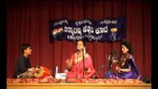 """Priya Sings """"Venkatachala Nilayam.."""".mp4"""