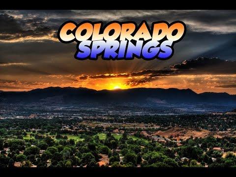 Fun Facts About   COLORADO SPRINGS, U.S.A  