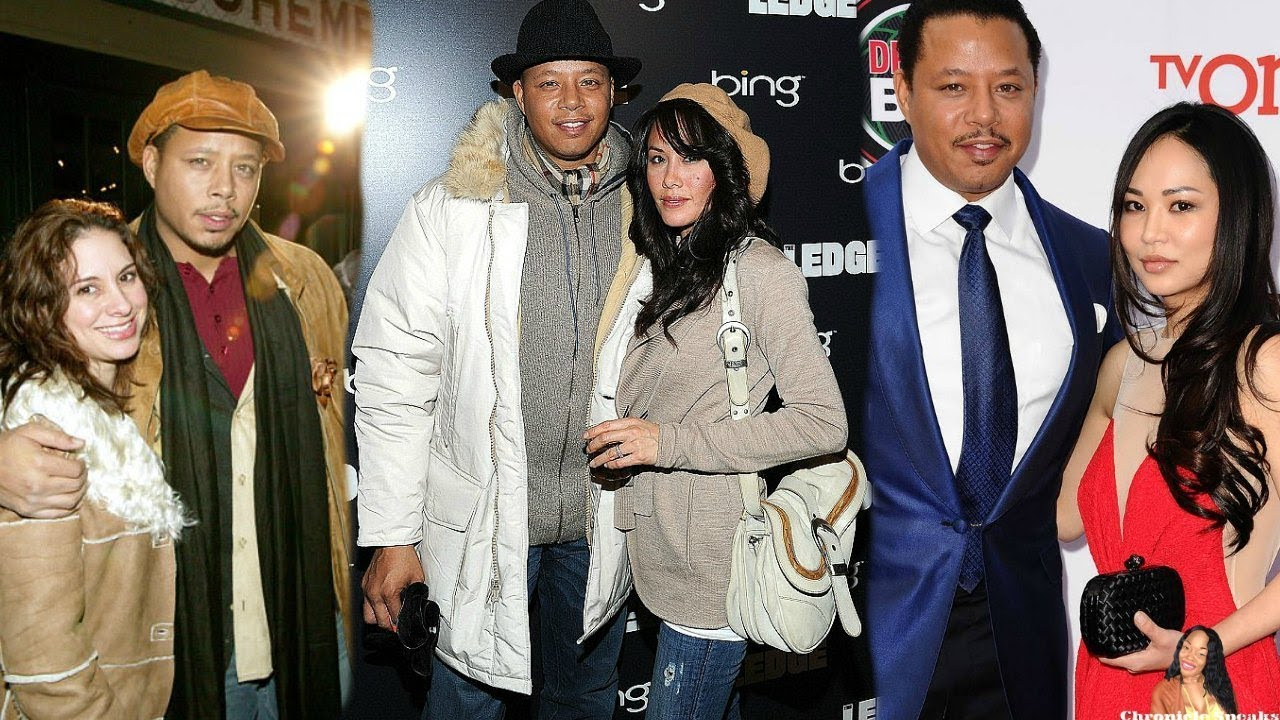 Terrance Howard Getting Married for the FIFTH Time To The THIRD Woman
