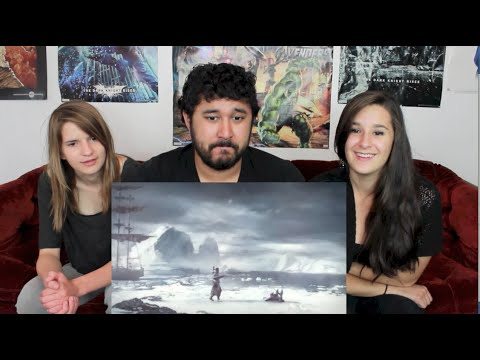 ASSASSIN'S CREED ROGUE CINEMATIC TRAILER REACTION!!!