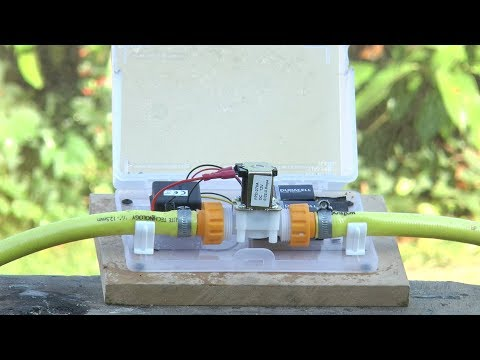 How to Make a Remote Hose Pipe Controller