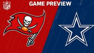 Buccaneers vs. Cowboys | Mike Evans vs. Dez Bryant | Move the Sticks | NFL Week 15 Previews
