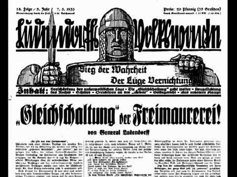 Ludendorffs Volkswarte, Jahrgang 1933, Erich Ludendorff