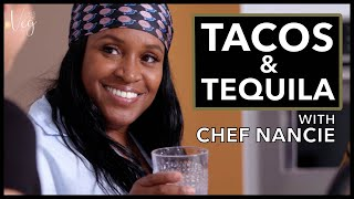 Tacos & Tequila with Chef Nancie: Girls Gone Veg | I AM ATHLETE