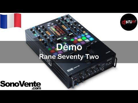 Rane Seventy Two ( English in description )