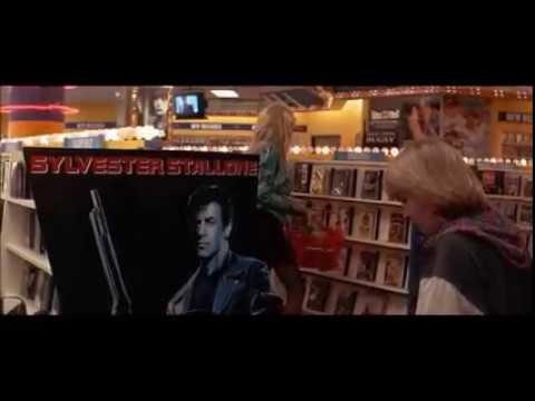Stallone is Terminator - Last Action Hero 1993