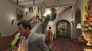 What Happens If Michael Goes Into Debt in GTA 5? (Secret Scene)