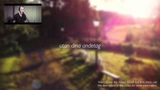 Utan Dina Andetag - Kent (Karaoke w/ lyrics on screen)