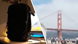 What's In My Travel Tech Bag // San Francisco