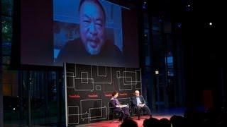 Ai Weiwei | Interview | TimesTalks