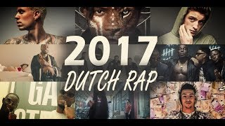 Hip Hop NL | The Best Dutch Rap Songs of 2017 | Year End Mix [40 Hits] - Stafaband