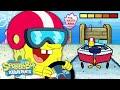 Every GAME Ever Played in Bikini Bottom! 🎮   SpongeBob