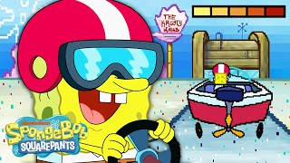 Every GAME Ever Played In Bikini Bottom! 🎮 | SpongeBob