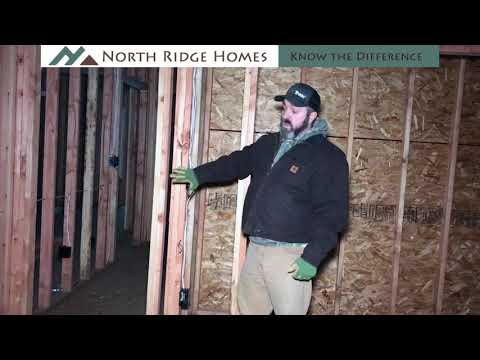 Custom Homes Series - Episode 33: Electrical Rough In