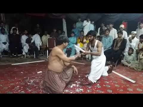 #Zubair-Malik_Latest Performance Ateeq Malik Wedding | Rasm-e-Hina 13-Apr-2019