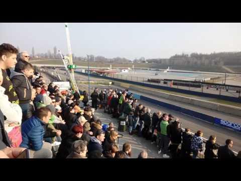 Autodromo di Franciacorta 18 Febbraio 2017 1° Rally