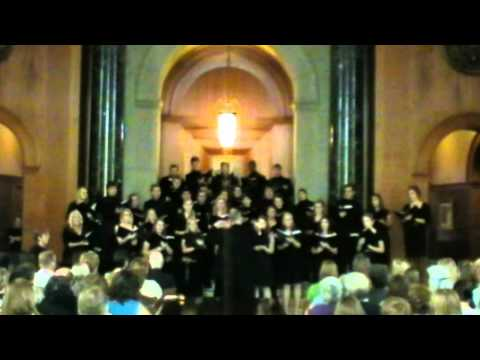 Baylor Chamber Singers - Lux Aeterna - Morten Lauridsen