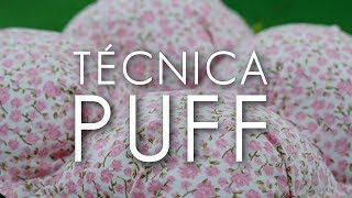 Dica de Sexta: Técnica Puff (Tutorial Patchwork)