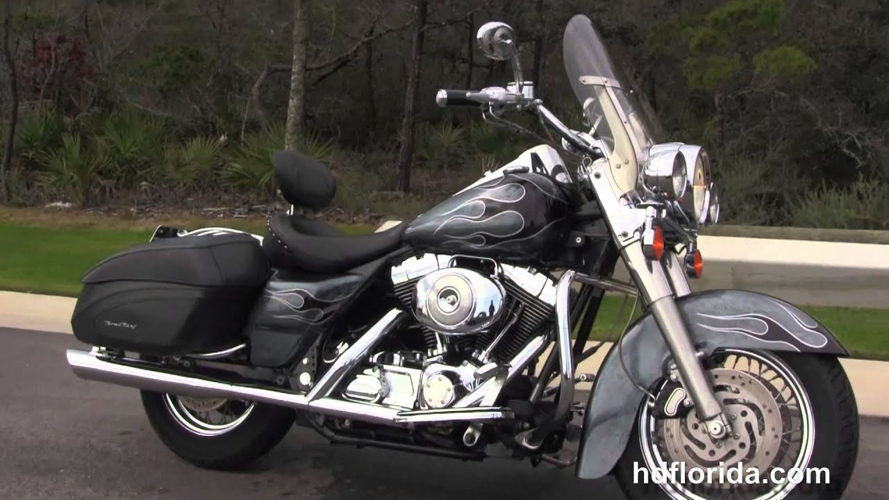 2001 Harley Davidson Road King Classic Motorcycle Sale Pictures