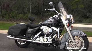 Used 2001 Harley Davidson  Road King Classic Motorcycle for sale
