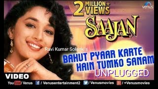 Bahut Pyar Karte Hain Tumko Sanam - unplugged | Hame Har Ghadi Aarzoo Hai Tumhari