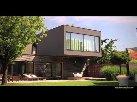 ekokoncept prefabricated buildings / Banovci
