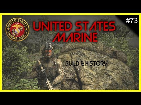 Marine Corp - History and Build