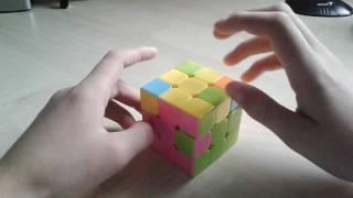 Кубик рубик!2 ЧАСТЬ!ПОДРОБНЫЙ ВИДЕО УРОК)))