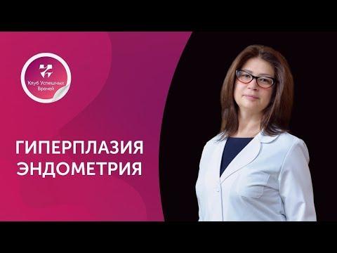 Гиперплазия эндометрия. Оперирующий гинеколог. Орлова Ольга. Москва