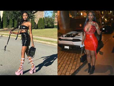 Kash Doll Biography, Age, Lyrics, For Everybody Lyrics, Ice