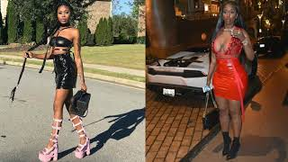 Kash Doll fight w/ Asian Doll! Kash dissed Dream Doll, Cuban Doll & Asian Doll over rap name! #LHHNY