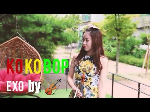 EXO KO KO POP علي طريقة الكمان