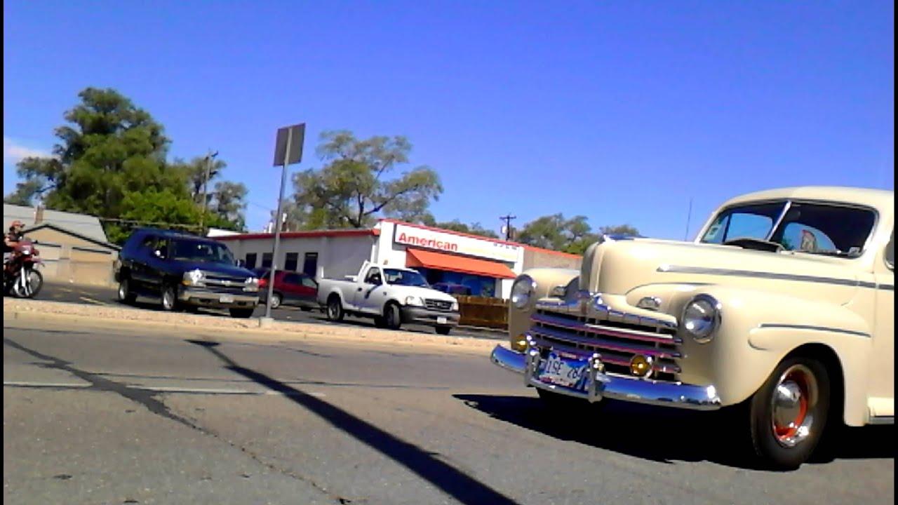 Pueblo Hot Rod Car Show YouTube - Pueblo car show