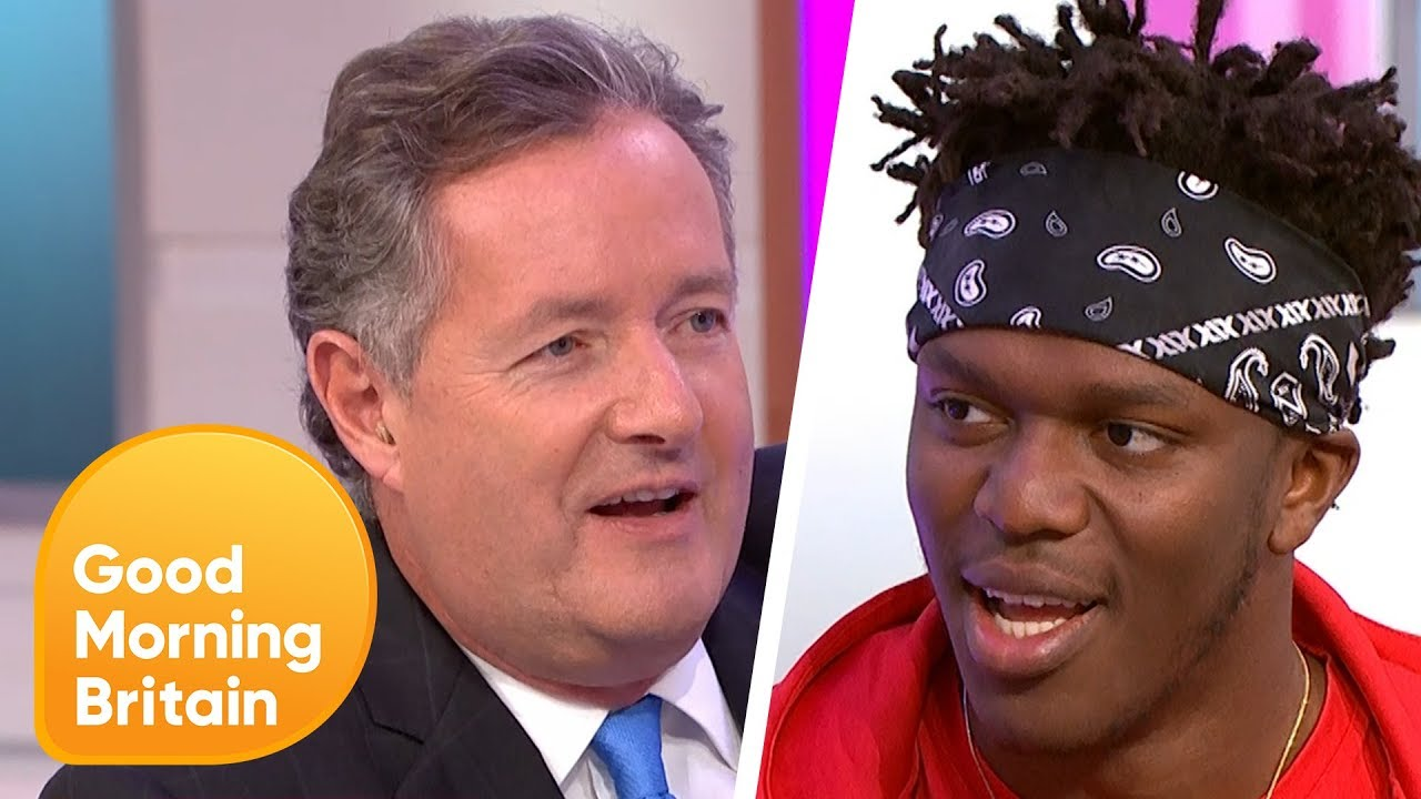 Who Is the King of the Internet? | Good Morning Britain