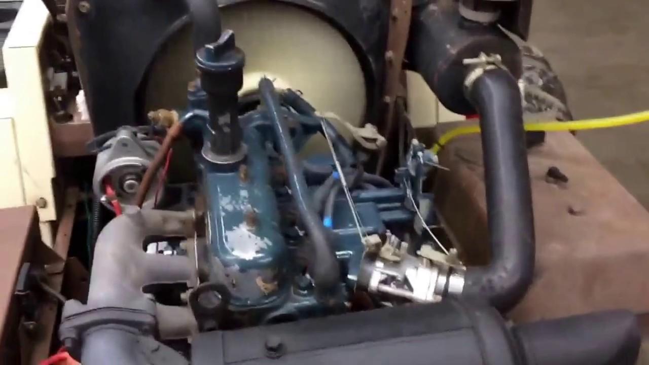 kubota gas engine youtube rh youtube com
