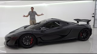 Here's Why the $2 Million McLaren P1 Is the Ultimate Modern McLaren