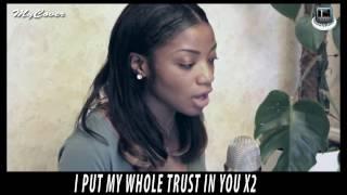 "Moise Mbiye - Natiela yo motema (English ""TRUST"") by Jessie Katoka"