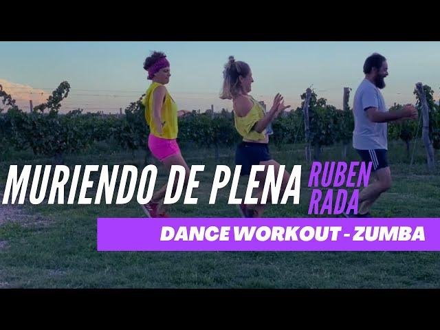 Muriendo de plena - salsa -  zumba coreografía - fitness dance