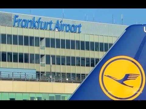 Frankfurt Airport to Würzburg by ICE (Deutsche Bahn)