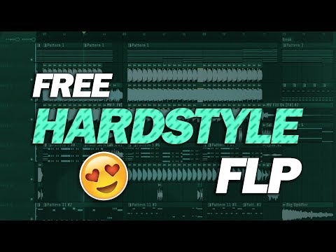 Free Hardstyle FLP: by Strixter & IFC [Only for Learn Purpose]