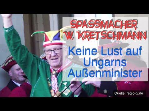 Das machte Grüner Kretschmann anstatt sich mit Ungarns Außenminister zu treffen