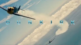 DUNKIRK | All Plane Scenes