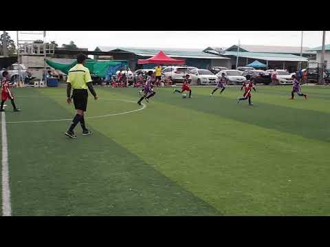 Mol Football Academy League Group A ครั้งที่ 14 # ธนบุรี อินเตอร์ VS OAZ วันอาทิตย์ 8/9/62 # Q2