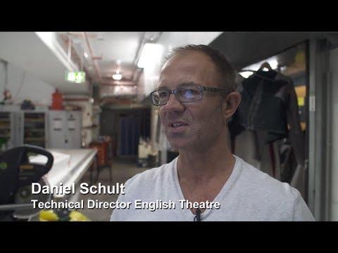 English Theatre Frankfurt: JEKYLL & HYDE Making Of part1