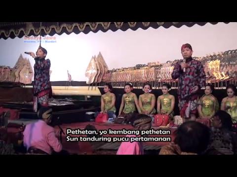 PETHETAN & ULAN ANDUNG2~PEYE~MUSIC BY KIDUNG MANGGALA