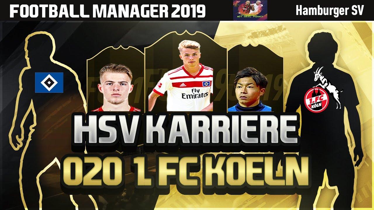 Manager 1. Fc Köln