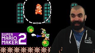 Super Kurbo World is GREAT [Mario Maker 2]