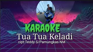 MP3 KARAOKE {Versi Dj}|| Tua -Tua Keladi ||  ||
