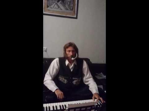 """Новая песня """"Будь со мной.""""  Автор и исполнитель Олег Апрель Руденко."""