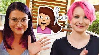 Kolorowe włosy - zrobić? | Billie Sparrow i Weronika Truszczyńska
